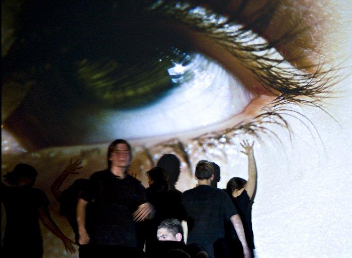 Blickfang, Gruppe Nachtsicht, Foto: Monika Saßmannshausen